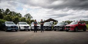 2017 Mazda CX-5 range review