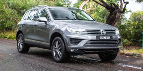 2017 Volkswagen Touareg Adventure: Quick Review