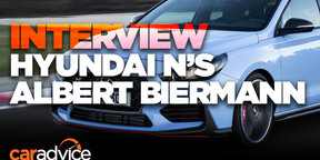 Hyundai i30 N: We interview N boss Albert Biermann