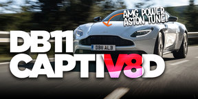 Editor's Pick: 2018 Aston Martin DB11 V8 review