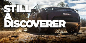 2017 Land Rover Discovery TD6 HSE Luxury review
