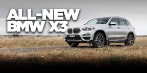 2018 BMW X3 xDrive30i review: video