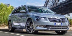 2016 Skoda Superb Wagon Review