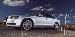 Audi A8 Video Review