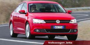 Volkswagen Jetta 60-Second Spin