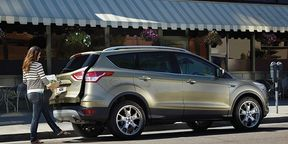 Ford Kuga Video Review