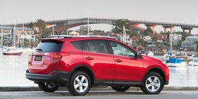 Toyota RAV4 Video Review