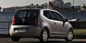 Volkswagen Up! Video Review