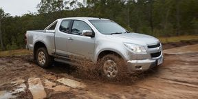 Holden Colorado Video Review