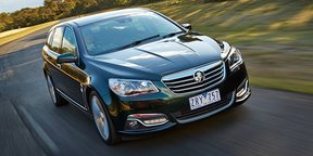 Holden VF Calais Video Review