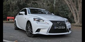 Lexus IS250 Video Review I