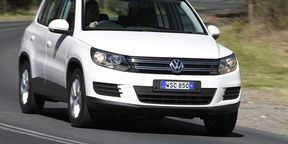 Volkswagen Tiguan Video Review