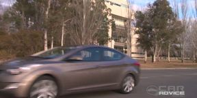 Hyundai Elantra Video Review I