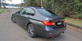 BMW 3 Series Hybrid Video Review