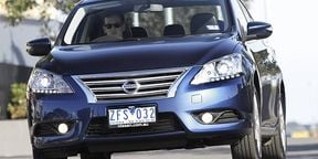 Nissan Pulsar Ti Video Review
