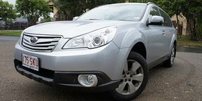 Subaru Outback Video Review
