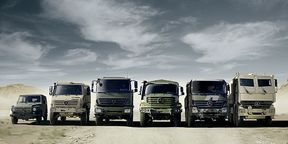 Mercedes-Benz Actros Video Review