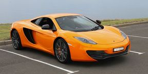 McLaren MP4-12C Video Review