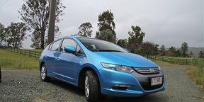 Honda Insight Video Review