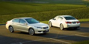 Honda Accord Video Review