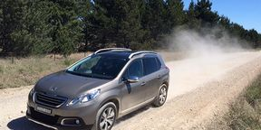 2013 Peugeot 2008 Video Review