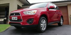 Mitsubishi ASX Review