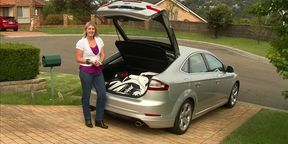 Ford Mondeo Boot Review