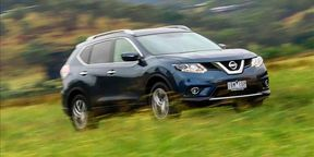Nissan X-Trail Review: Video