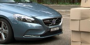 Volvo V40 Safety Technology