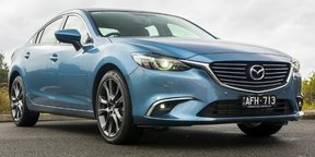 2016 Mazda 6 GT Review