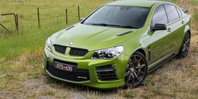 2016 HSV GTS GenF-2 Review : 430kW Australian Sports Sedan