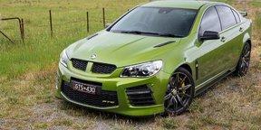 2016 HSV GTS GenF-2 Review : 430kW Australian Sports Sedan