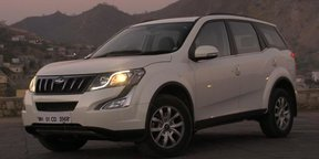 2016 Mahindra XUV500 Automatic Review —Indian road test