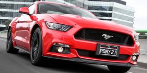 2016 Ford Mustang Review : First Drive