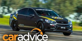 Walkinshaw Racing Supercharger for Holden and HSV : first drive
