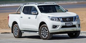 2016 Nissan Navara ST-X Quick Review