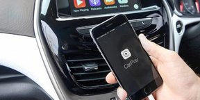 Apple CarPlay in the 2015 Hyundai Tucson