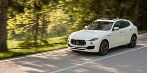 2016 Maserati Levante Review