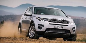 2015 Land Rover Discovery Sport Review