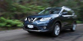 2016 Nissan X-Trail ST-L Review