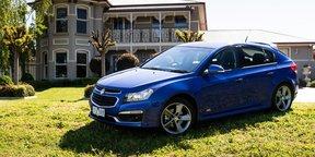 2016 Holden Cruze SRi Z-Series Hatch Review