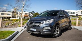 2015 Hyundai Santa Fe Review