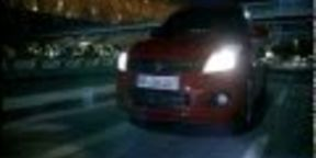 2011 Suzuki Swift Driving Footage