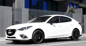 Mazda Mazda 3 Specs
