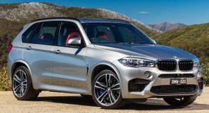 BMW X5 Specs