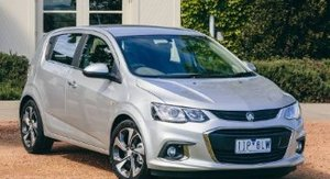 2017 Holden Barina LT review  CarAdvice