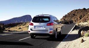 2006 Hyundai Santa Fe Road Test