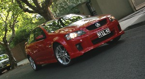 2007 VE Holden Commodore SS Road Test