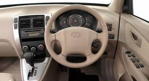 2006 Hyundai Tucson City Review