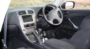Lexus is 300 test